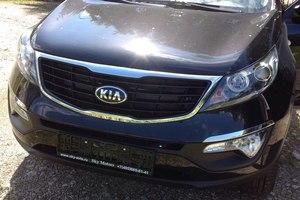 Подержанный автомобиль Kia Sportage, отличное состояние, 2015 года выпуска, цена 1 170 000 руб., Руза