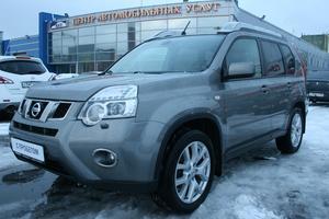 Авто Nissan X-Trail, 2012 года выпуска, цена 900 000 руб., Санкт-Петербург