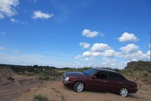 Автомобиль Ford Scorpio, плохое состояние, 1995 года выпуска, цена 50 000 руб., Псков