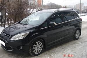 Авто Ford C-Max, 2012 года выпуска, цена 605 000 руб., Москва