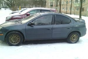 Автомобиль Dodge Neon, хорошее состояние, 2002 года выпуска, цена 140 000 руб., Москва и область
