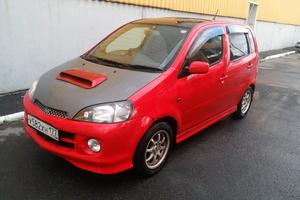 Автомобиль Daihatsu YRV, хорошее состояние, 2002 года выпуска, цена 230 000 руб., Санкт-Петербург