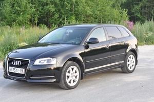 Подержанный автомобиль Audi A3, хорошее состояние, 2010 года выпуска, цена 600 000 руб., Нягань