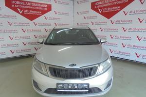 Авто Kia Rio, 2012 года выпуска, цена 510 000 руб., Воронеж