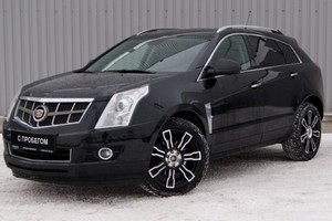 Авто Cadillac SRX, 2011 года выпуска, цена 1 090 000 руб., Москва