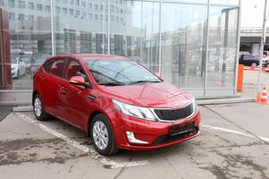 Авто Kia Rio, 2014 года выпуска, цена 568 500 руб., Москва