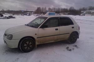 Автомобиль Daihatsu Charade, хорошее состояние, 2000 года выпуска, цена 130 000 руб., Барнаул