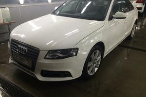 Подержанный автомобиль Audi A4, хорошее состояние, 2010 года выпуска, цена 680 000 руб., Москва