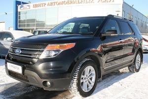 Авто Ford Explorer, 2011 года выпуска, цена 1 220 000 руб., Санкт-Петербург