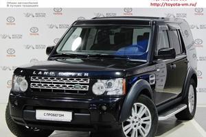 Подержанный автомобиль Land Rover Discovery, отличное состояние, 2010 года выпуска, цена 1 490 000 руб., Сургут