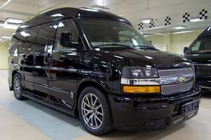 Подержанный автомобиль Chevrolet Express, отличное состояние, 2013 года выпуска, цена 2 990 000 руб., Москва