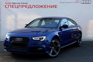 Авто Audi A5, 2016 года выпуска, цена 2 590 000 руб., Сочи