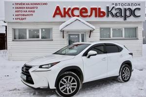 Авто Lexus NX, 2015 года выпуска, цена 2 350 000 руб., Киров