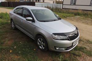 Автомобиль Skoda Rapid, отличное состояние, 2014 года выпуска, цена 620 000 руб., Наро-Фоминск