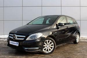 Авто Mercedes-Benz B-Класс, 2012 года выпуска, цена 829 000 руб., Москва