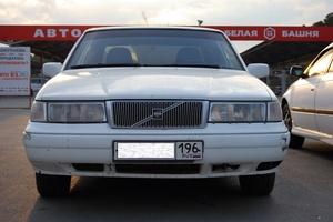Автомобиль Volvo 960, хорошее состояние, 1995 года выпуска, цена 90 000 руб., Екатеринбург