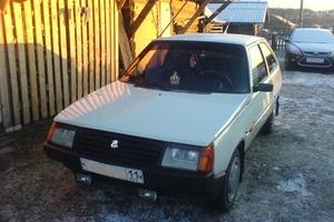 Автомобиль ЗАЗ 1102, среднее состояние, 1994 года выпуска, цена 25 000 руб., Сыктывкар