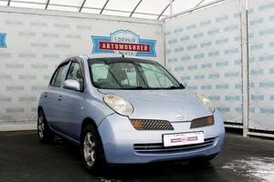 Авто Nissan March, 2003 года выпуска, цена 203 000 руб., Санкт-Петербург