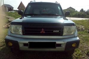 Автомобиль Mitsubishi Pajero Pinin, хорошее состояние, 2004 года выпуска, цена 390 000 руб., Новосибирск