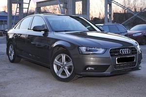 Подержанный автомобиль Audi A4, отличное состояние, 2013 года выпуска, цена 1 185 000 руб., Красноярск