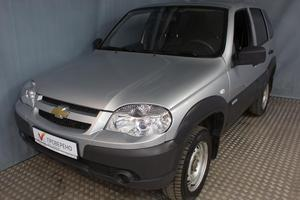 Авто Chevrolet Niva, 2014 года выпуска, цена 469 000 руб., Санкт-Петербург