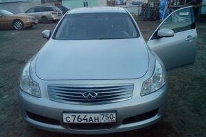 Автомобиль Infiniti G-Series, хорошее состояние, 2007 года выпуска, цена 565 000 руб., Истра