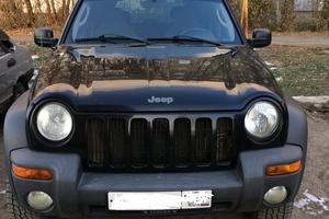 Автомобиль Jeep Liberty, хорошее состояние, 2002 года выпуска, цена 430 000 руб., Пермь