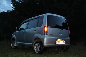 Автомобиль Mitsubishi EK Wagon, хорошее состояние, 2003 года выпуска, цена 180 000 руб., Ангарск