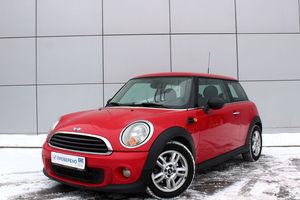 Авто Mini One, 2012 года выпуска, цена 599 100 руб., Москва