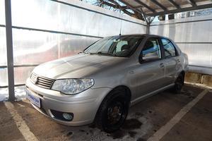 Авто Fiat Albea, 2009 года выпуска, цена 250 000 руб., Москва