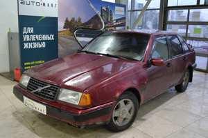 Авто Volvo 440, 1990 года выпуска, цена 65 000 руб., Санкт-Петербург
