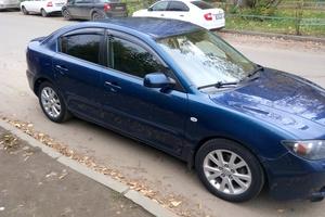 Подержанный автомобиль Mazda 3, хорошее состояние, 2006 года выпуска, цена 290 000 руб., Казань