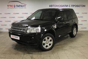 Подержанный автомобиль Land Rover Freelander, отличное состояние, 2012 года выпуска, цена 1 140 000 руб., Казань