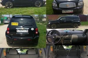 Автомобиль Chevrolet HHR, хорошее состояние, 2005 года выпуска, цена 500 000 руб., Калуга
