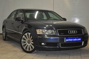 Подержанный автомобиль Audi A8, отличное состояние, 2004 года выпуска, цена 690 000 руб., Краснодар