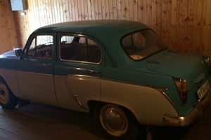 Автомобиль Москвич 407, отличное состояние, 1959 года выпуска, цена 230 000 руб., Москва
