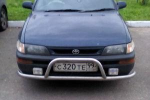 Подержанный автомобиль Toyota Corolla, хорошее состояние, 1995 года выпуска, цена 90 000 руб., Голицыно
