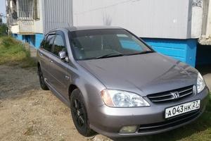 Автомобиль Honda Avancier, хорошее состояние, 2000 года выпуска, цена 280 000 руб., Хабаровск