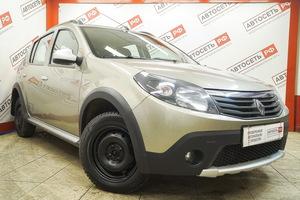 Авто Renault Sandero, 2012 года выпуска, цена 413 990 руб., Казань