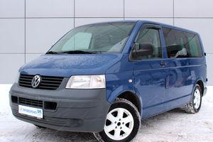 Авто Volkswagen Transporter, 2008 года выпуска, цена 639 000 руб., Москва