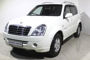 Авто SsangYong Rexton, 2012 года выпуска, цена 655 000 руб., Москва