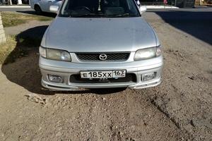 Автомобиль Mazda Capella, хорошее состояние, 1998 года выпуска, цена 110 000 руб., республика Татарстан