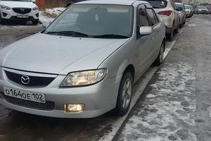 Подержанный автомобиль Mazda 323, хорошее состояние, 2003 года выпуска, цена 160 000 руб., Сургут