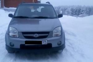 Автомобиль Suzuki Ignis, хорошее состояние, 2005 года выпуска, цена 280 000 руб., Пермь