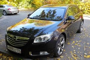 Подержанный автомобиль Opel Insignia, отличное состояние, 2009 года выпуска, цена 619 000 руб., Челябинск