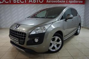 Авто Peugeot 3008, 2012 года выпуска, цена 595 000 руб., Москва