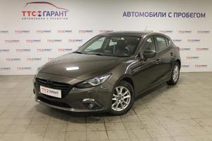 Подержанный автомобиль Mazda 3, отличное состояние, 2013 года выпуска, цена 806 300 руб., Казань