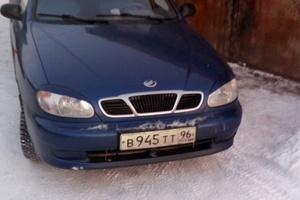 Автомобиль ЗАЗ Sens, хорошее состояние, 2007 года выпуска, цена 105 000 руб., Краснотурьинск