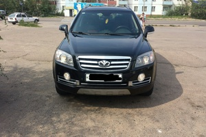 Автомобиль Daewoo Winstorm, хорошее состояние, 2008 года выпуска, цена 620 000 руб., Пензенская область