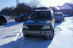 Автомобиль Mitsubishi Pajero Mini, хорошее состояние, 2000 года выпуска, цена 200 000 руб., Ростов-на-Дону